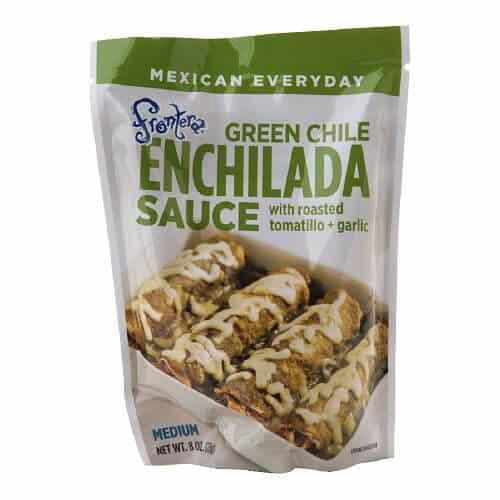 Frontera Green Chile Enchilada Sauce - 8 oz