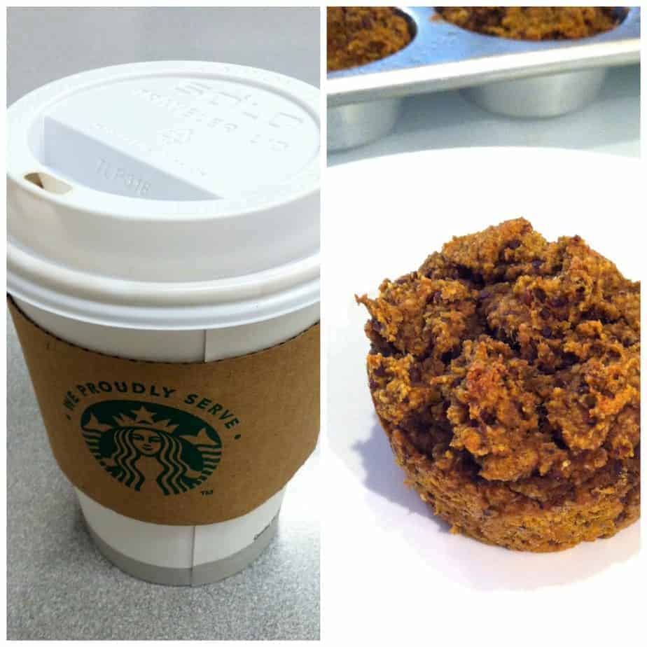 PicMonkey Collage coffee and muffin