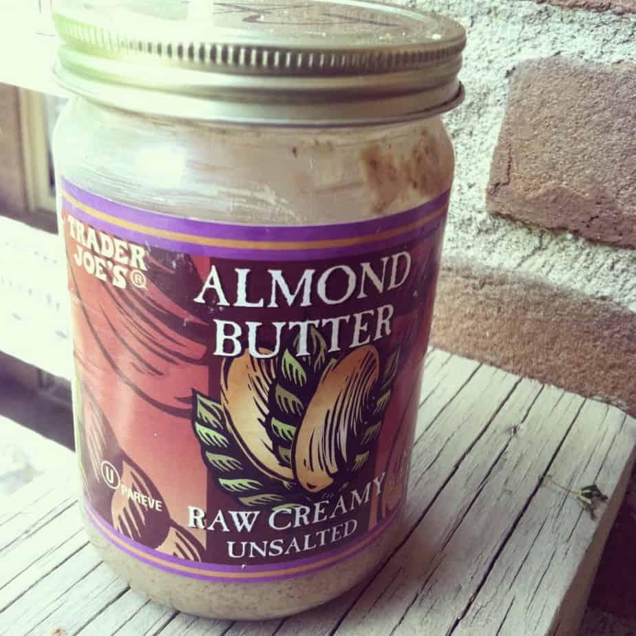 almond buter