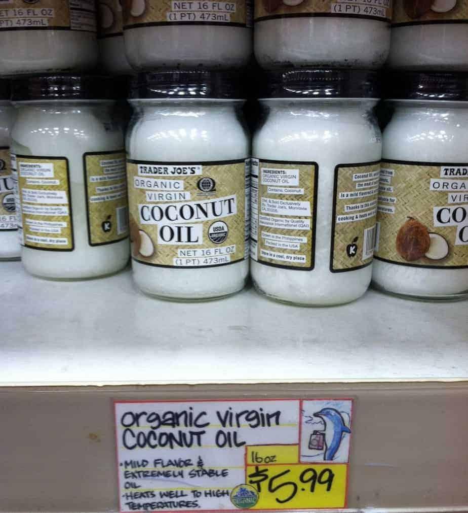 coconut ol