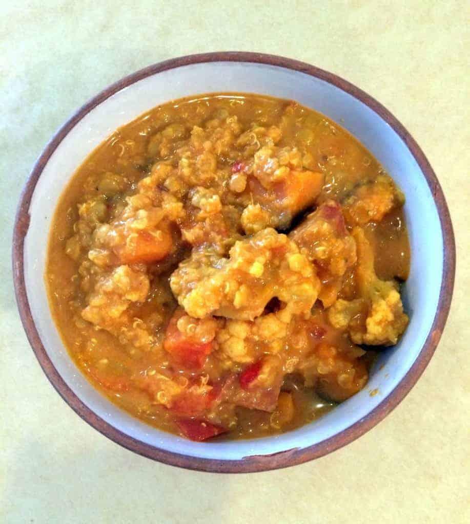crockpot lentil3