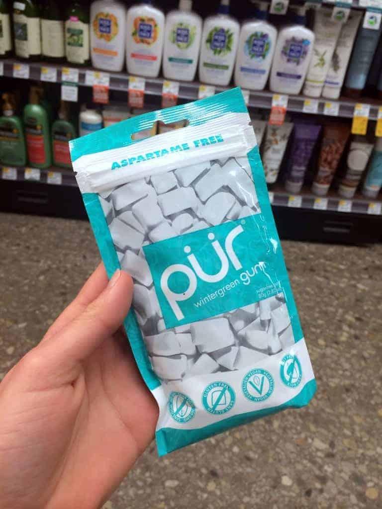 pure gum
