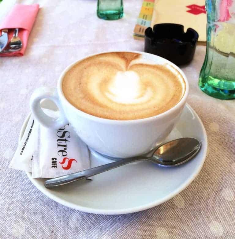 latte copy