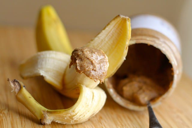 Banana-and-Almond-Butter
