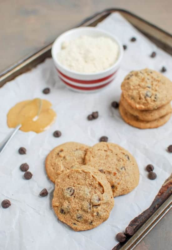 Small Batch Chocolate Chip Cookies 1