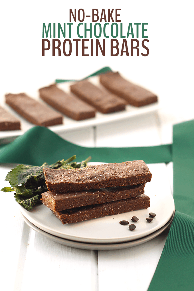 No-Bake-Mint-Chocolate-Protein-Bars