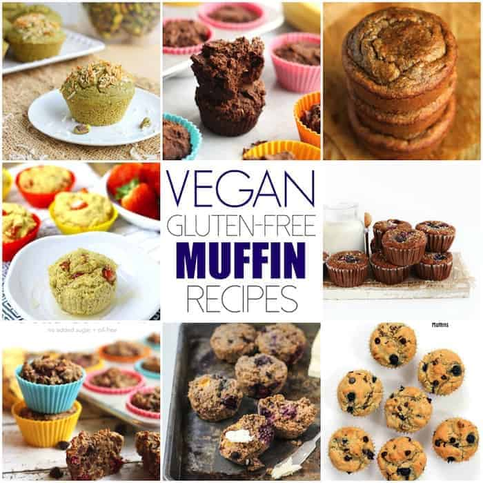 Vegan and Gluten-Free Muffin Recipes