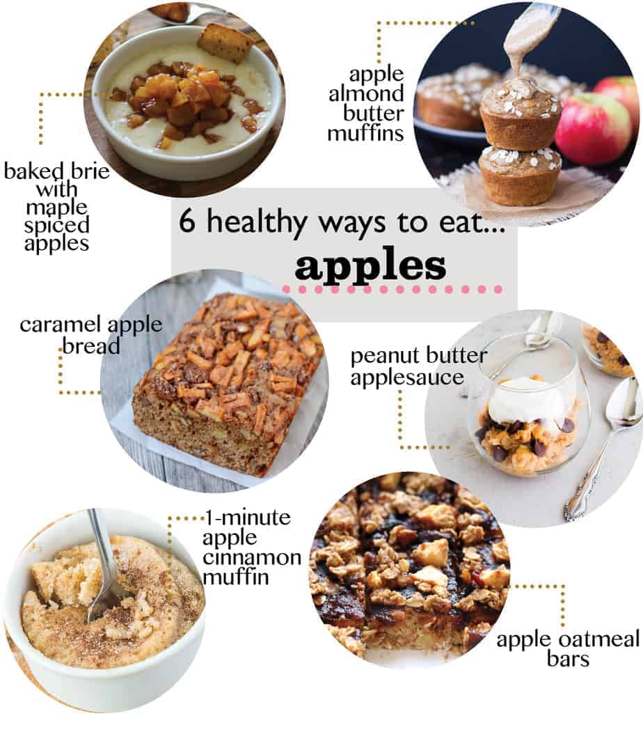Caramel apple cookies eat live run recipes