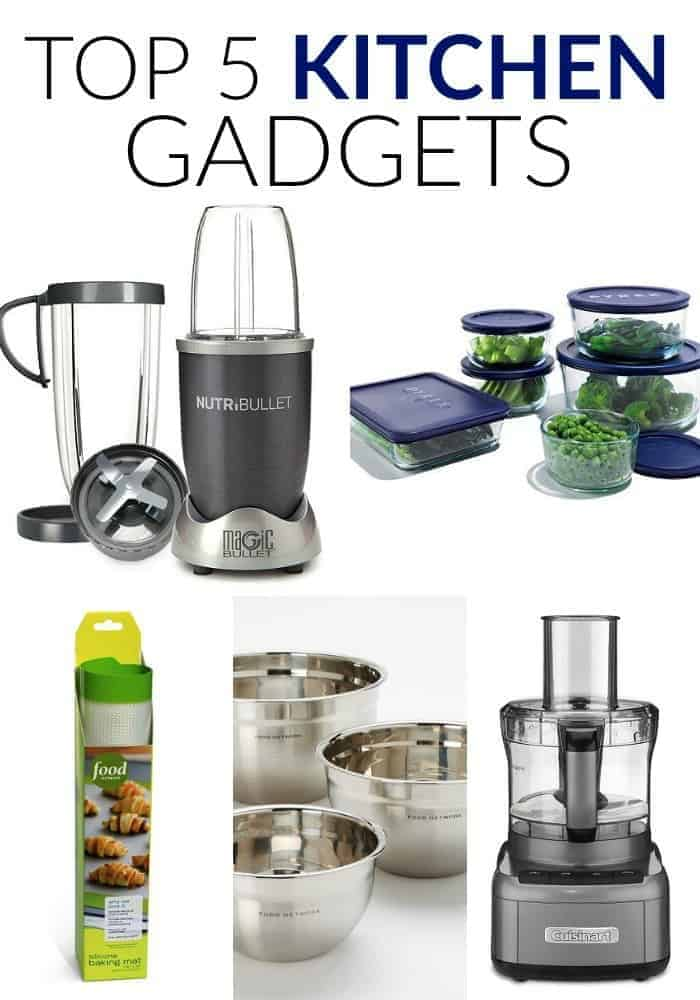 Top 5 Kitchen Gadgets