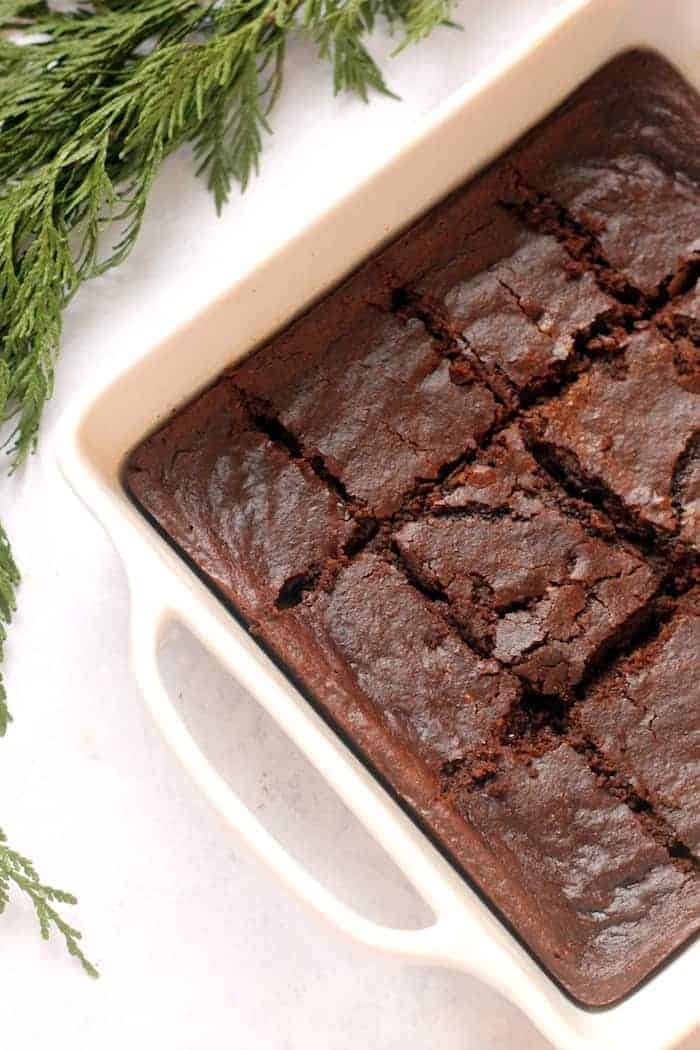 Paleo Chocolate Gingerbread Bars