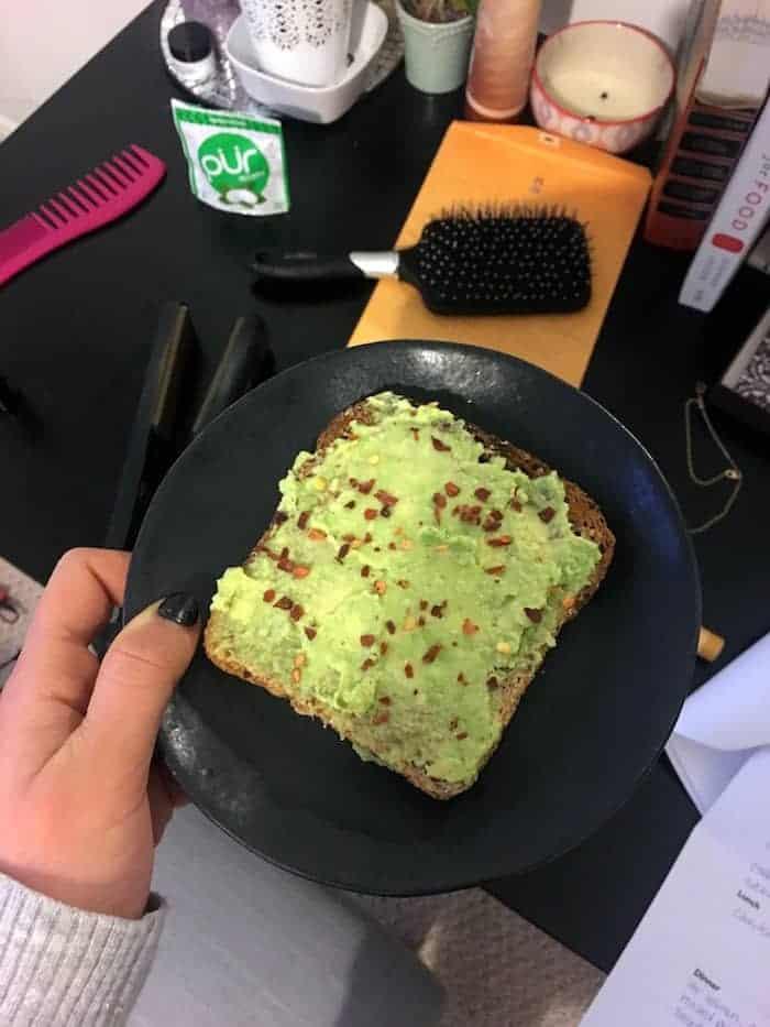 avo toast