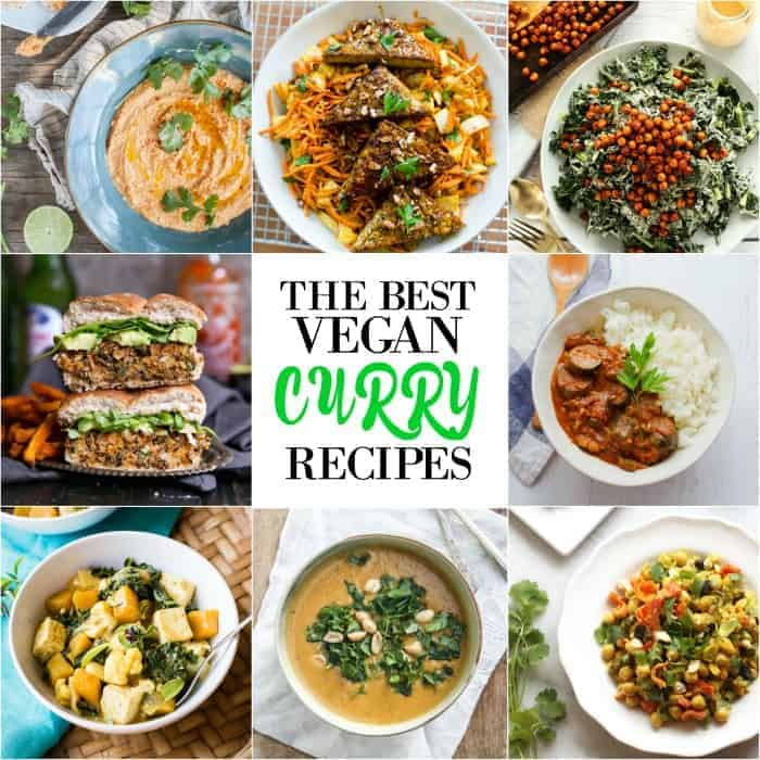 The Best Vegan Curry Recipes