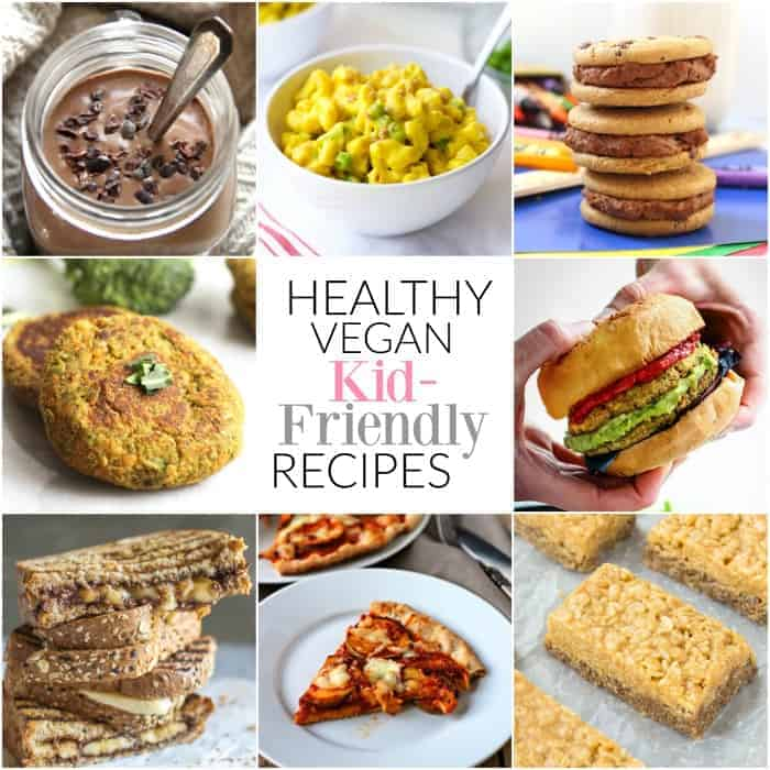 Kid Friendly Recipes For School