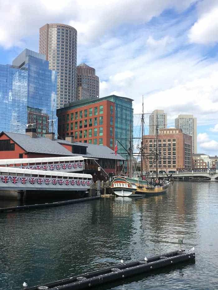 FNCE Weekend in Boston Recap - Hummusapien
