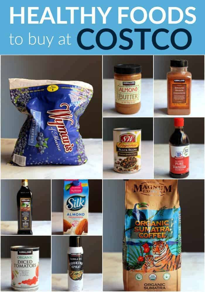 Healthy Foods to Buy at Costco