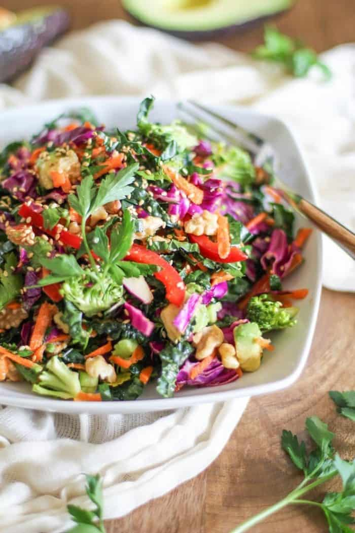 Ultimate Detox Salad from The Roasted Root