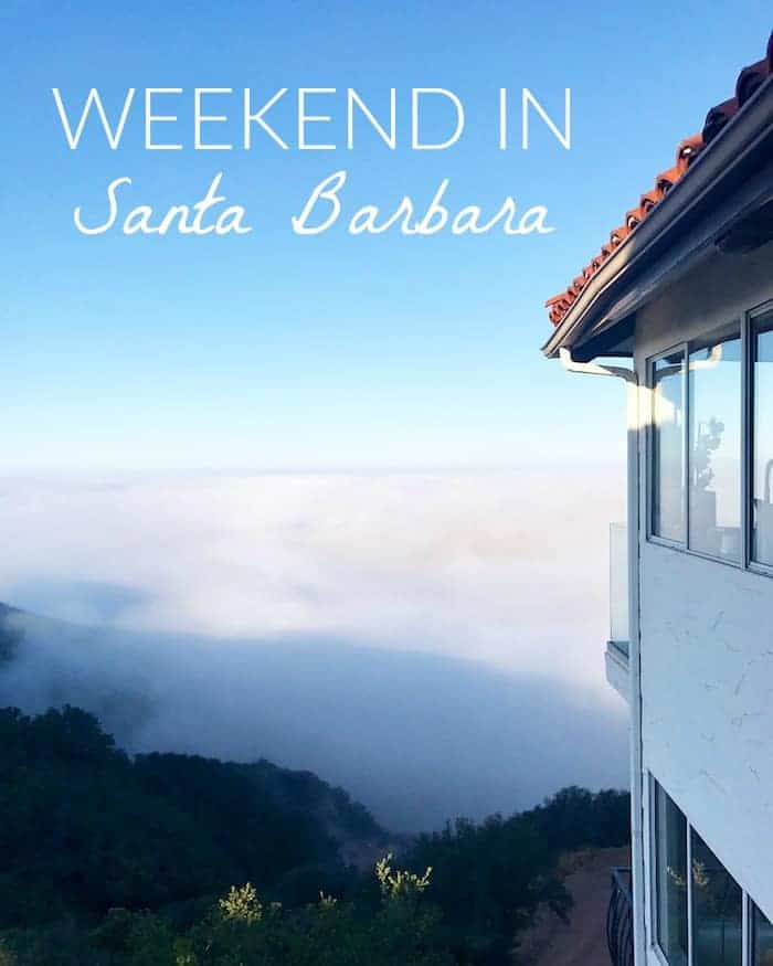 weekend-in-santa-barbara