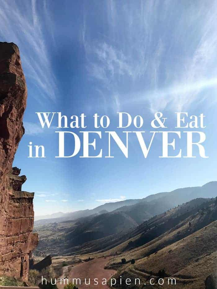 This Denver travel guide will help you plan your dream trip to a scenic town with endless dining options, plenty of outdoor activities, friendly locals, and the best mountain views.