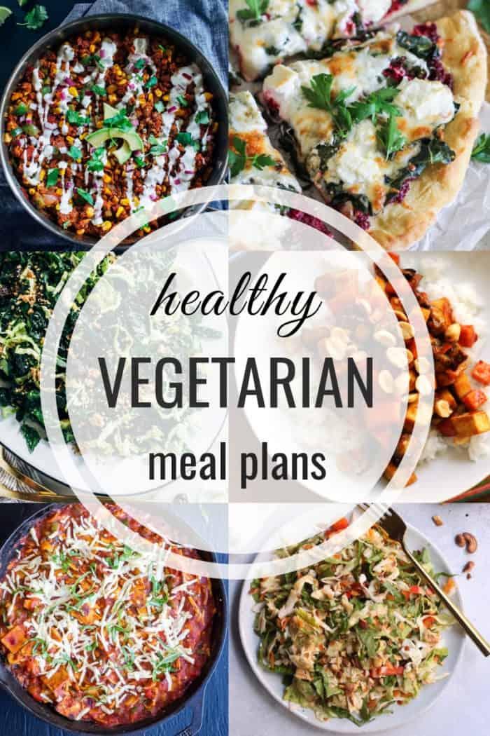 Healthy Vegetarian Meal Plans