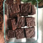 What I Ate Wednesday + Introducing Simple Mills' Brownie Mix!