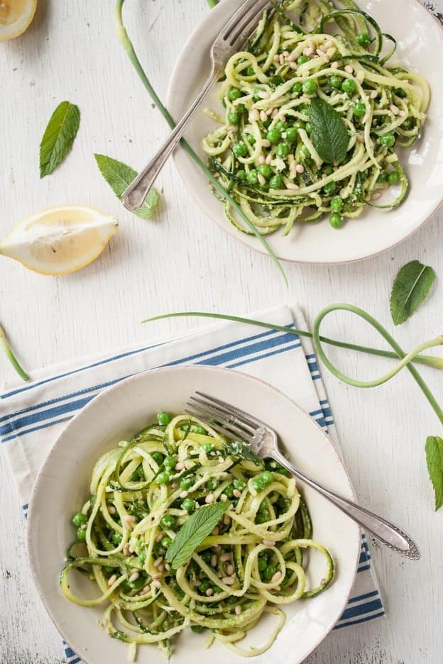 Garlic-Scape-pesto-and-Zuchhini-Pasta2