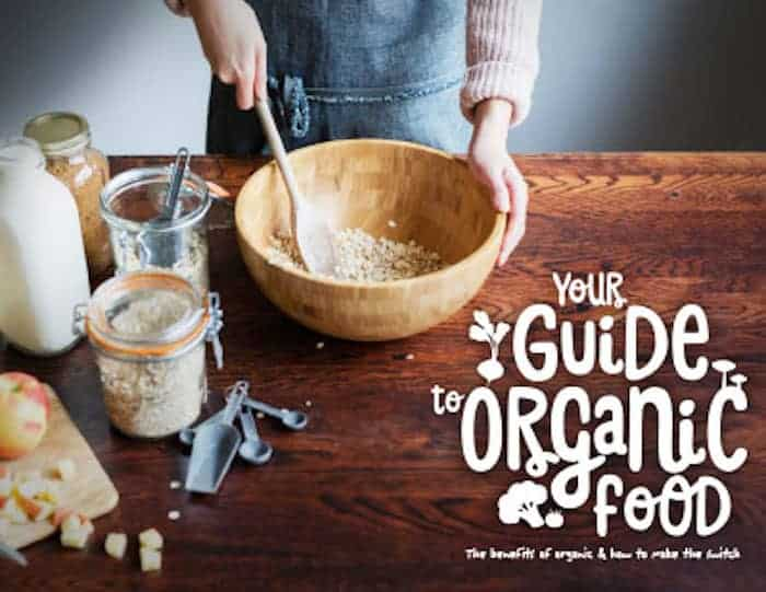 Guide to Organic Food eBook (cover image)1