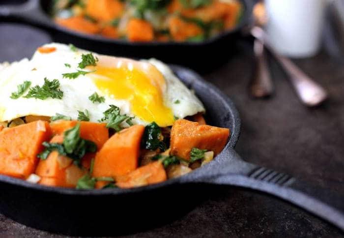 Kimchi-Potato-Hash