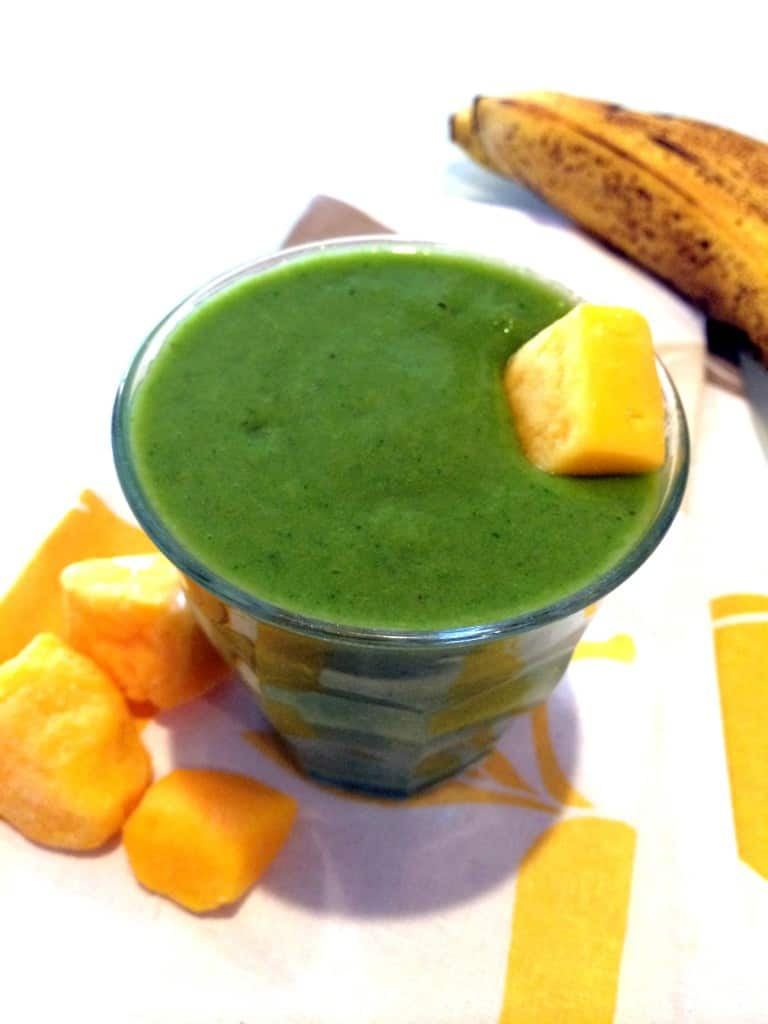 Mango Power Greens Smoothie ST