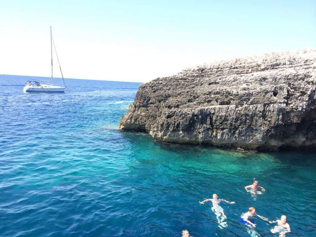 croatia water