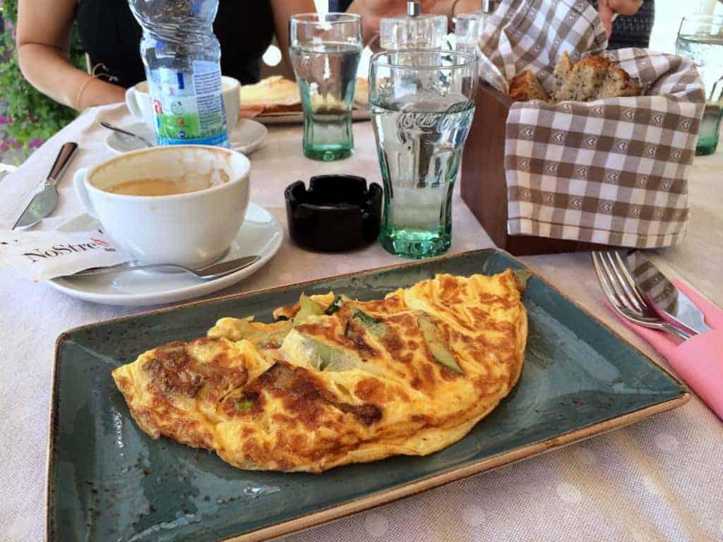 europe omelete