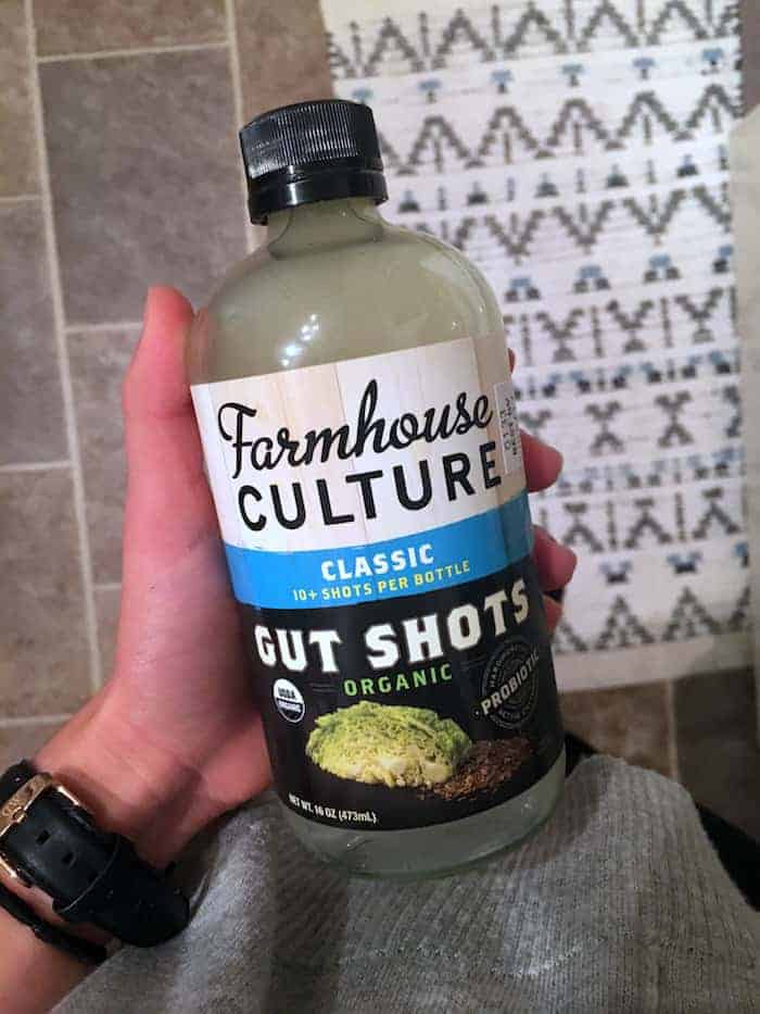 gut-shot