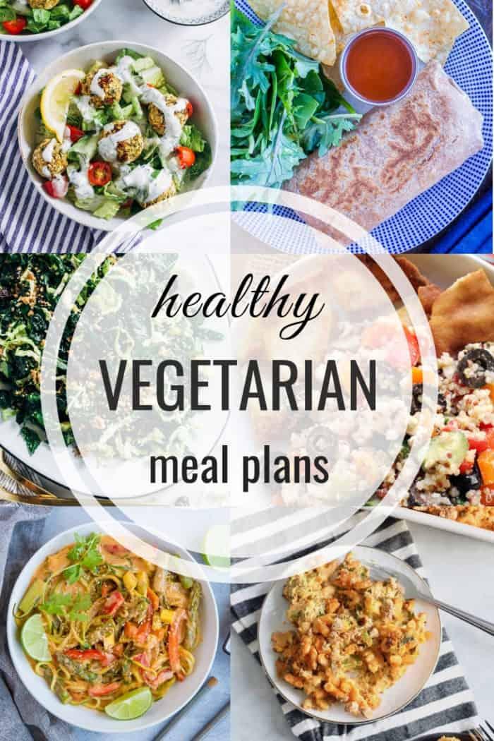 Healthy Vegetarian Meal Plan Week Of 5 25 19 Hummusapien