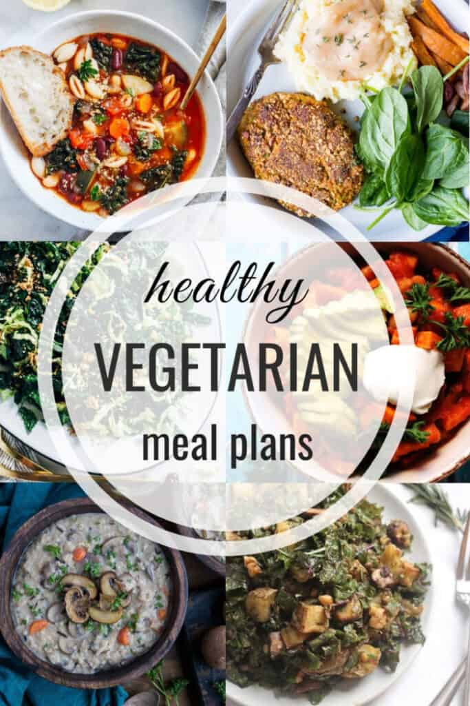 meal plan vegetarian