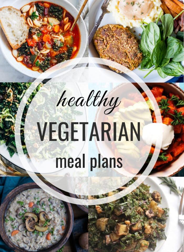 meal plan vegetarian